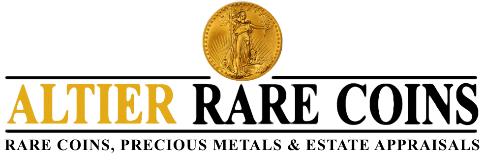 Altier Rare Coins Logo