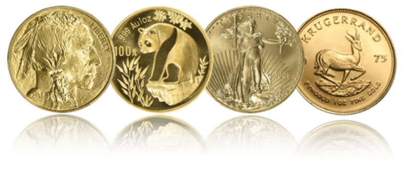 Bullion Coins - buy & sell gold and silver bullion South Florida