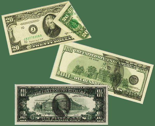 Old & Obsolete currency dealer